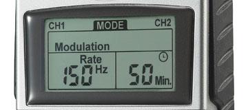 TENS 7000 adjustable timer