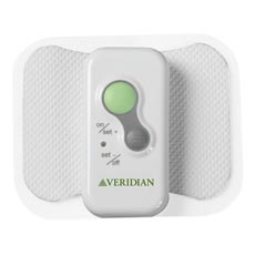 Veridian Healthcare Tiny TENS Pain Management Solution