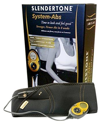 top-rated ab belts – Slendertone System Abs
