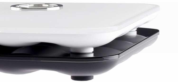 Fitbit Aria scale comes in white and black