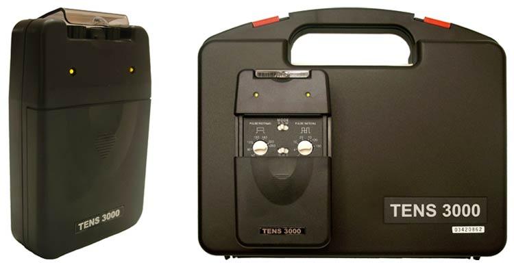 TENS 3000 portable TENS unit