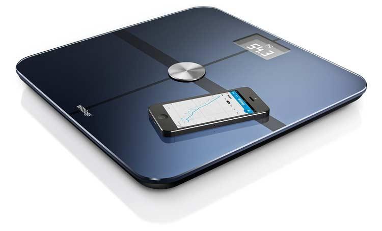 Withings Smart Body Analyzer WiFi scale
