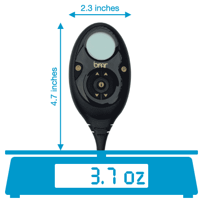 Flex Belt X-70 controller weight and dimensions