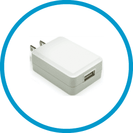 PlayMakar included accessories –AC adaptor