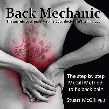 Back Mechanic by Stuart McGill
