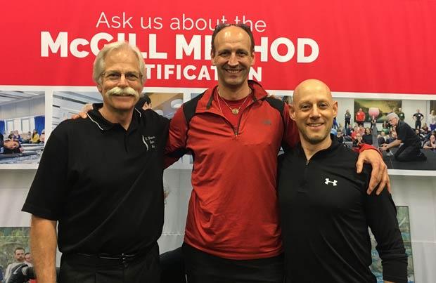 Dr. Stuart McGill, Dr. Kai Tiltmann, and Joel Proskewitz