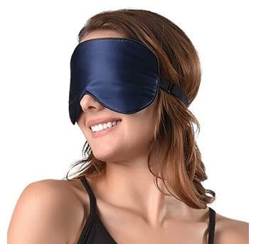 Yanibest Mulberry Silk Eye Mask