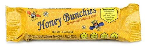 Gourmet Honey Bars by Honey Bunchies