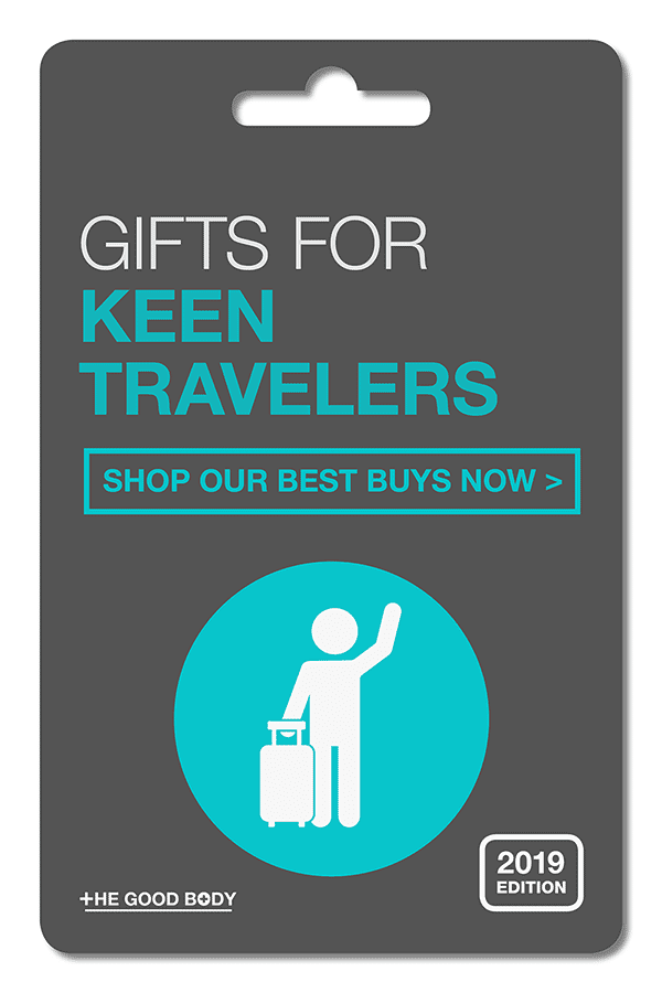 Gifts for People Who Travel – pin it