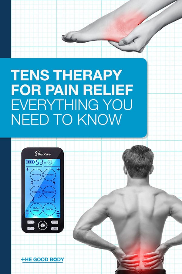 TENS therapy –pin it