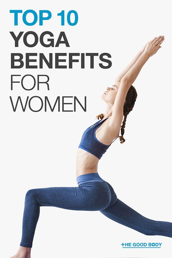 Yoga Benefits for Women – Pin it
