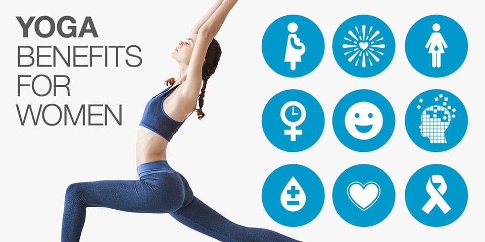 10 Health Benefits Of Yoga (Just) For Women