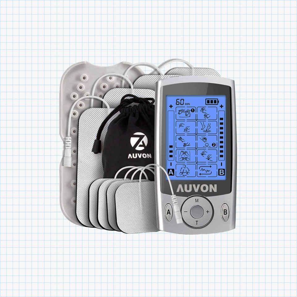 Auvon Dual Channel TENS Unit