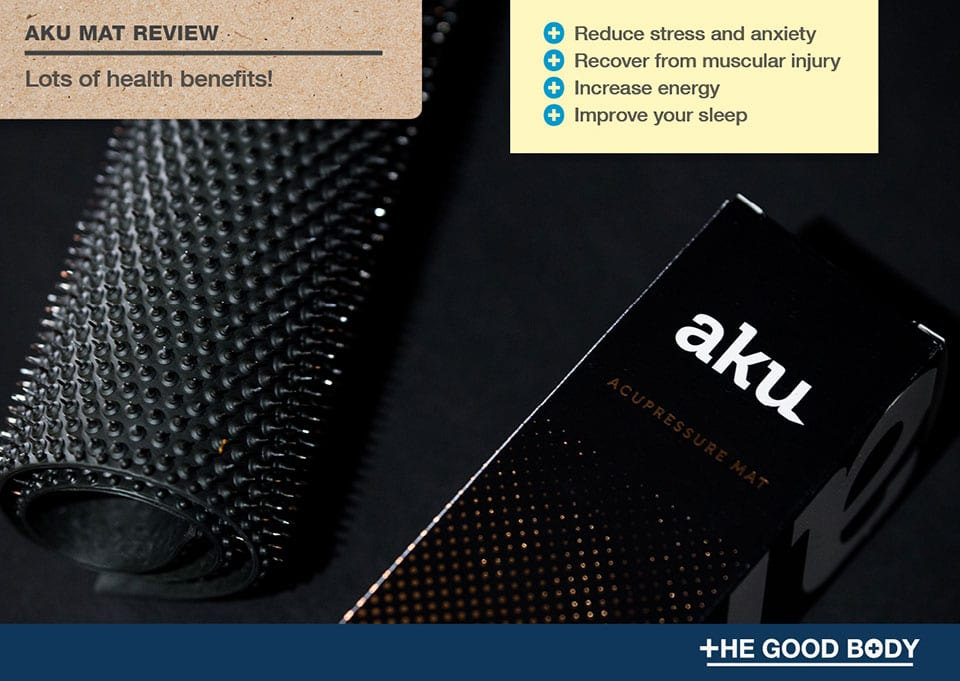 There are lots of health benefits with the Aku Mat